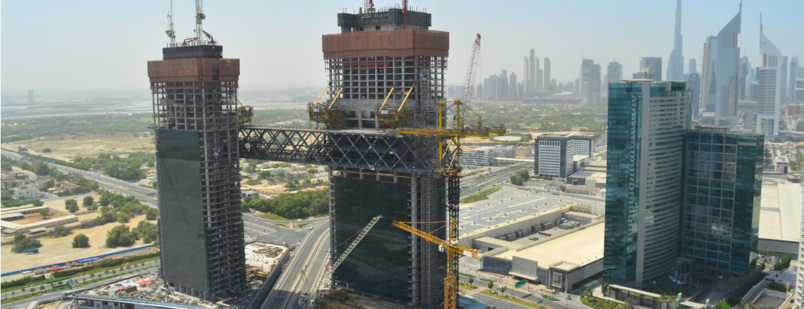 Ithra Dubai - Connecting the two towers of the iconic One Za'abeel 100 metres above ground level