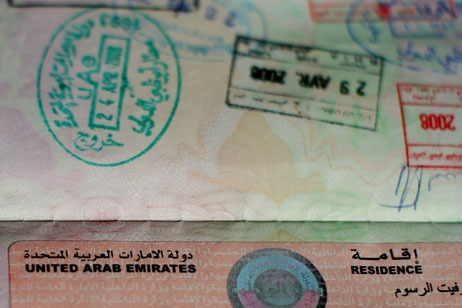How to apply for family visa in Abu Dhabi?