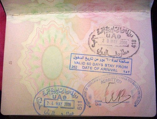 Documents required to apply for family visa in Abu Dhabi