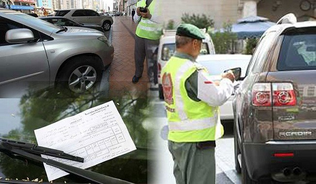 List of RTA Traffic Fines in Dubai, Abu Dhabi, UAE