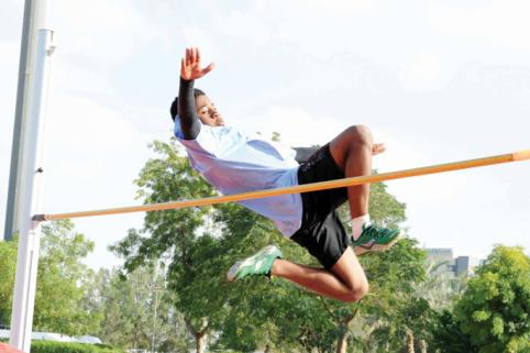 2nd West Asia Athletics Championship in Dubai