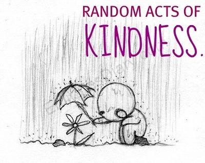 kindness in dubai