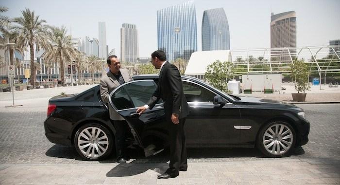 'Uber' drives to Dubai!!