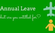 annual leaves