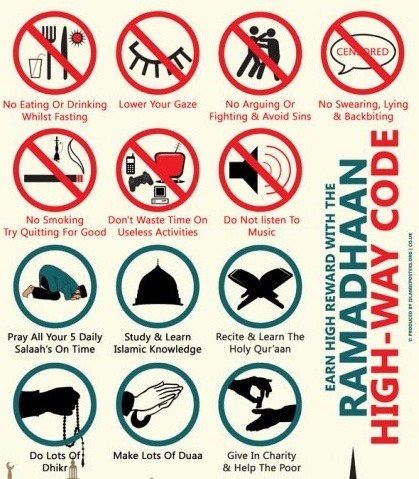 Ramadan-dos-Donts