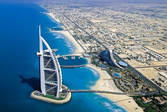 Luxurious Hotels in Dubai-List of 5 Star Hotels in Dubai