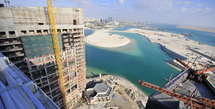 Why is Construction sector 'HOT' in UAE ?