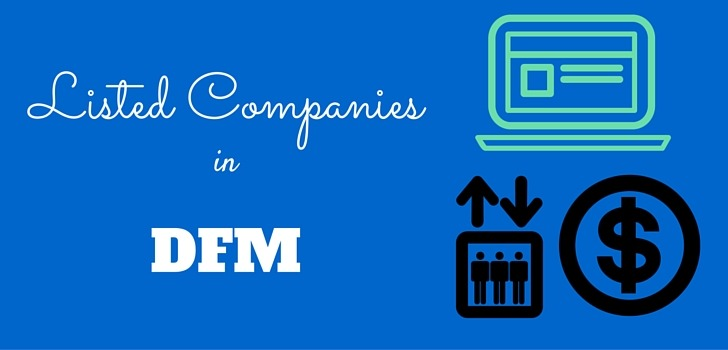 Companies Listed in Dubai Stock Market (DFM Company List)