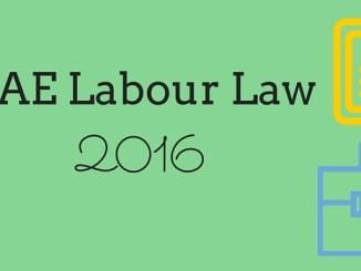 new uae labor law 2016