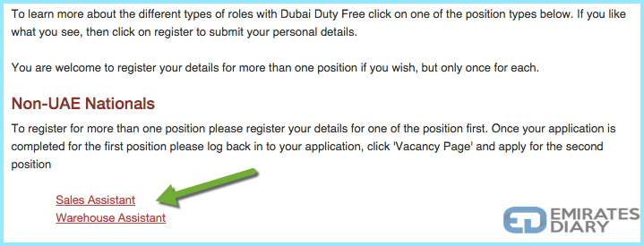 How to apply for jobs at Dubai Duty Free? Dubai Duty Free