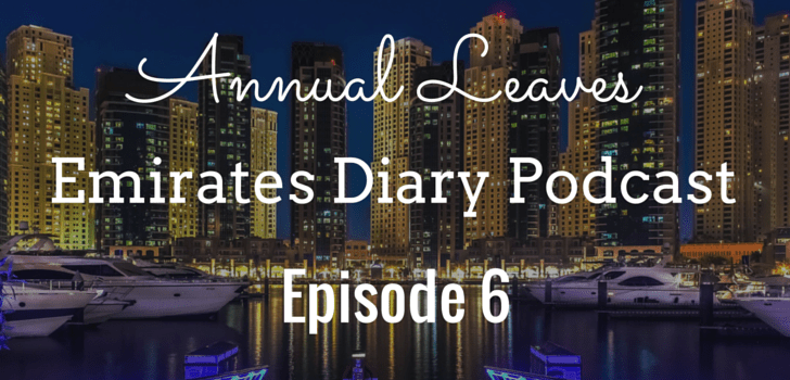 EDP006 – Annual Leaves in UAE Labour Law (Podcast)