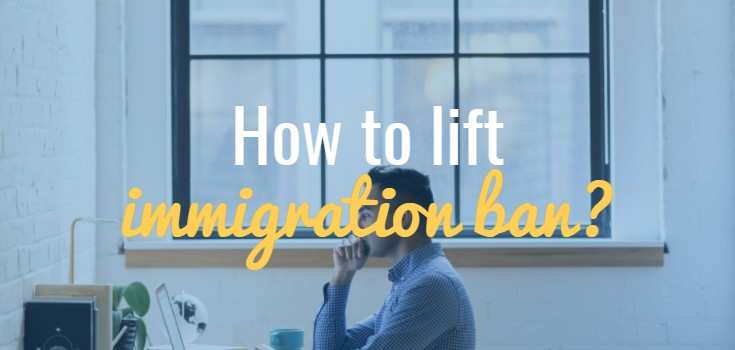 How to lift Immigration Ban in UAE?