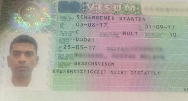 How to get Schengen Visa in Dubai for Expats? (Complete Guide)