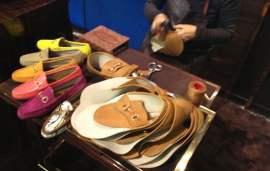Fashion News | Gucci's Artisan Corner At The Shoe Level District, The Dubai Mall