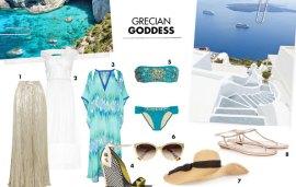 Bridal Trend | The Grecian Goddess