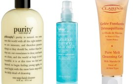Beauty Spot | Wash The Day Away: Our Top Three Cleansers
