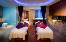 The Review | The Couples Signature Treatment at Talise Spa