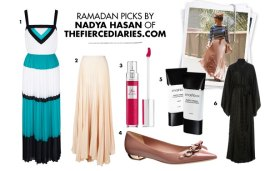 Guest Editor | Nadya Hasan of thefiercediaries.com Shares Her Ramadan Style Essentials