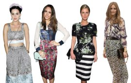 In The Spotlight | Celebrities Get Creative By Clashing Prints And Patterns