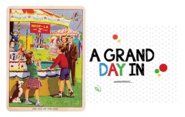 Mini Play Time | A Grand Day In