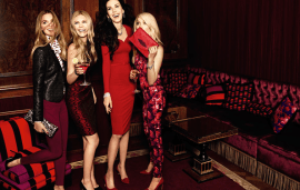 L'Wren Scott For Banana Republic Launches Today | Fashion News