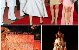 Celebrating The Glamour Of Cinema with Moet & Chandon | The Event