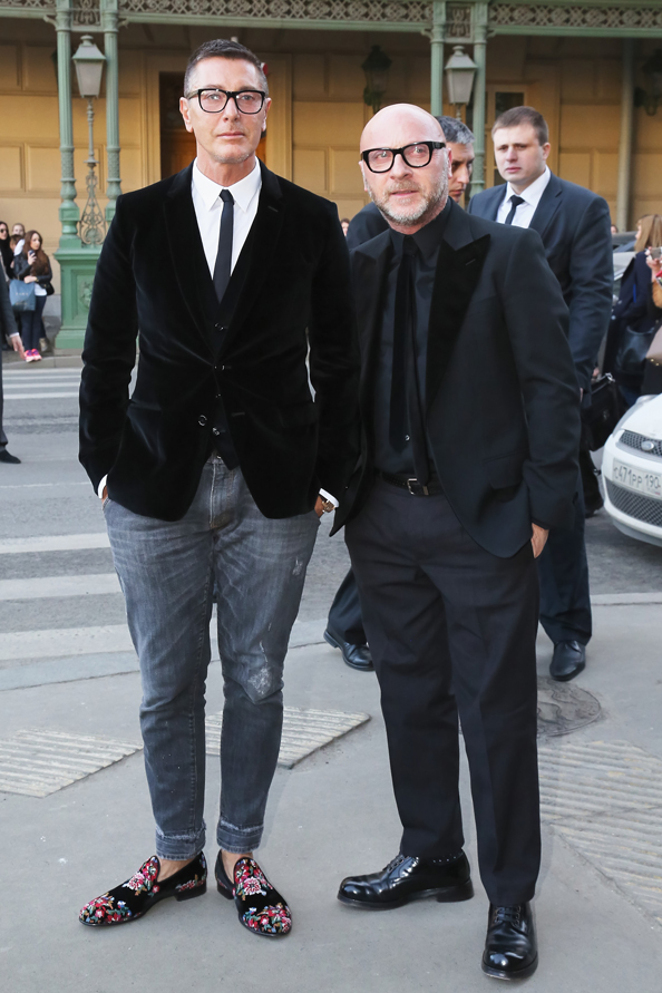 d38c297c842b There was worldwide speculation last year suggesting design duo Domenico  Dolce and Stefano Gabbana would face jail for tax evasion.