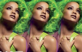Rihanna Returns As The Face Of M.A.C's Viva Glam Campaign