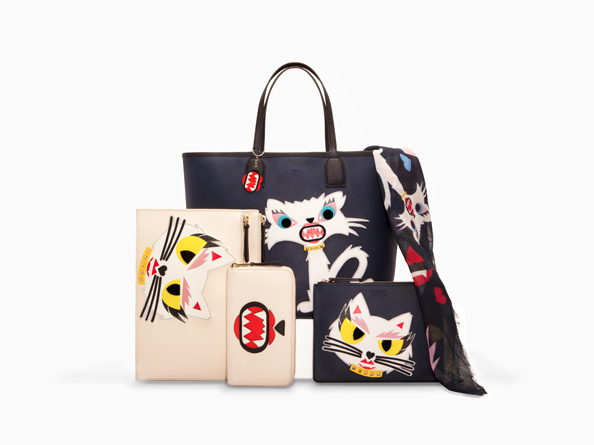 monster Choupette collection