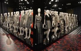 Diane Von Furstenberg's Journey Of A Dress In Dubai