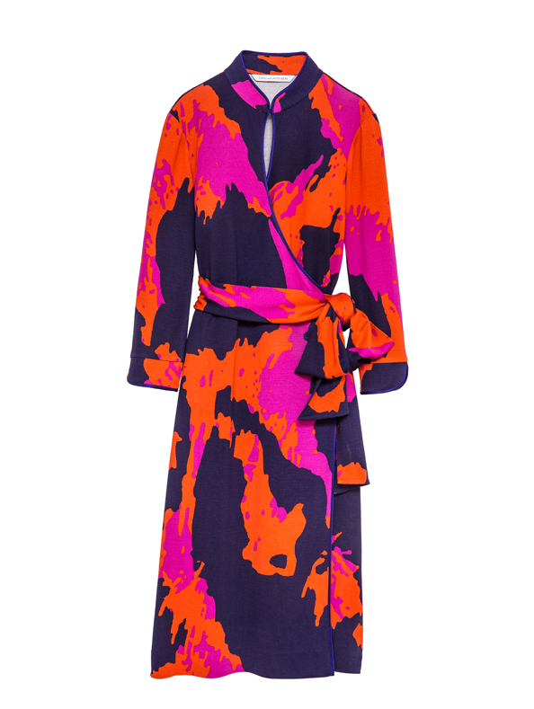 journey of a dress, Diane Von Furstenberg