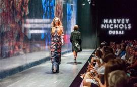 Harvey Nichols Dubai Fashion Show | Best Elements