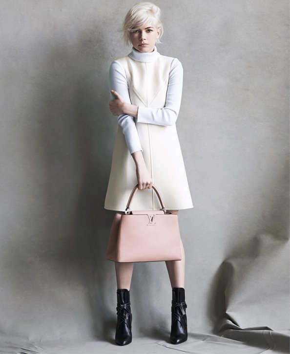 99345f5bcf Michelle Williams For Louis Vuitton – Emirates Woman
