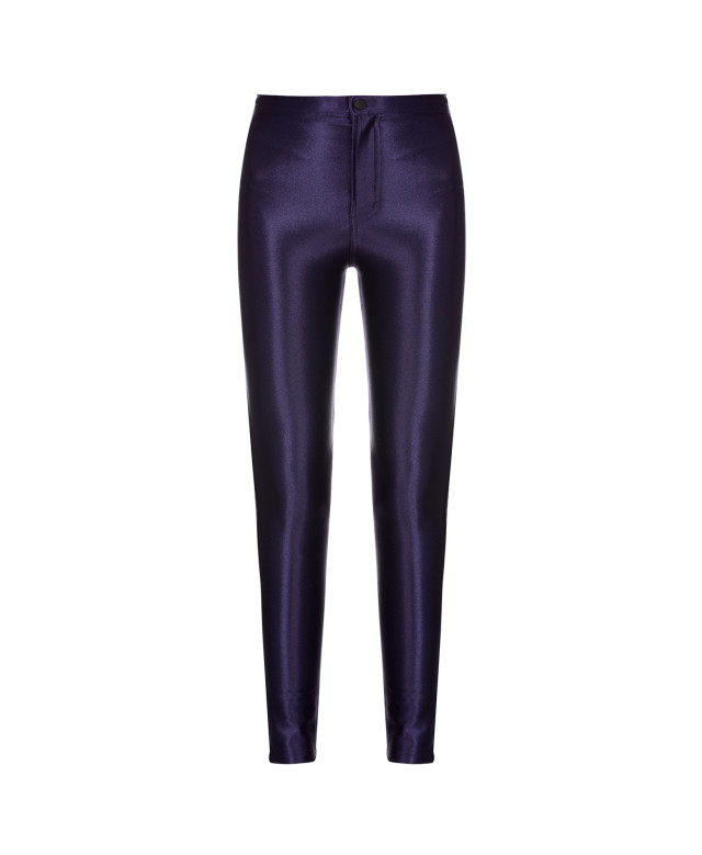 american apparel, Purple Disco Pants Dhs400