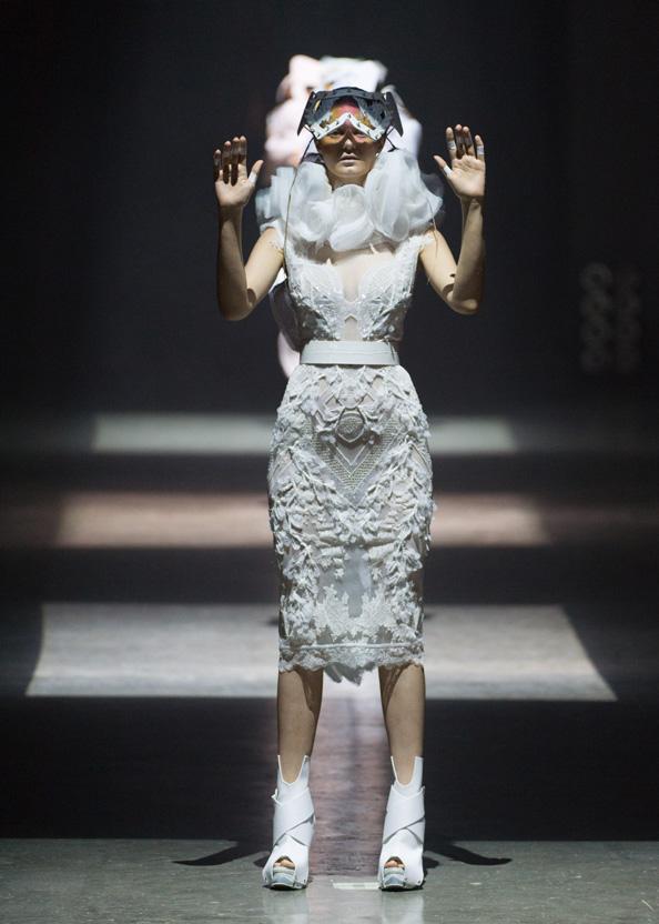 Amato - Runway - Fashion Forward Dubai October 2014