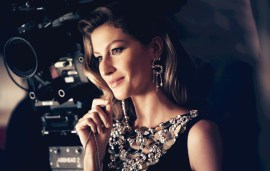Baz Luhrman Directs Chanel No5 Campaign With Gisele Bundchen