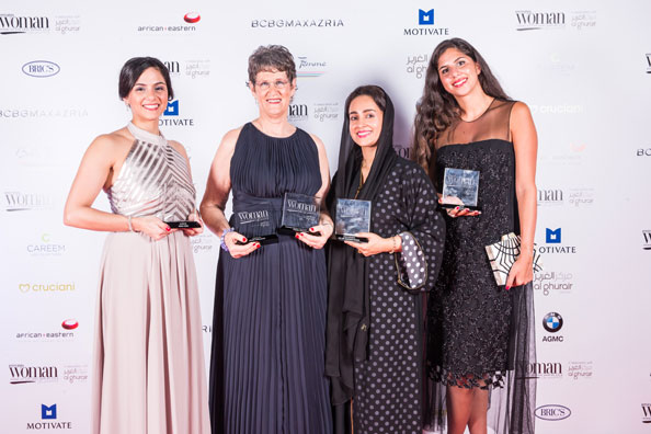 Emirates Woman Woman Of the Year 2014
