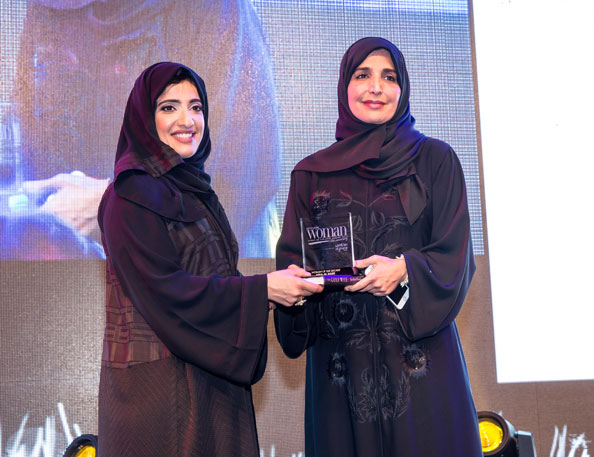 Woman Of The Decade Afra Al Basti