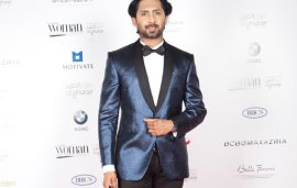 Emirates Woman Woman Of The Year Awards 2014 | Best Dressed Men