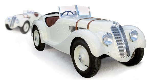 Children's car Dhs78, 237 Blanc Chateau at modaoperandi.com