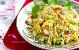 Food For Kids | Turkey Pilaf Recipe by Annabel Karmel