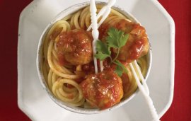 Food For Kids | Turkey Meatballs By Annabel Karmel