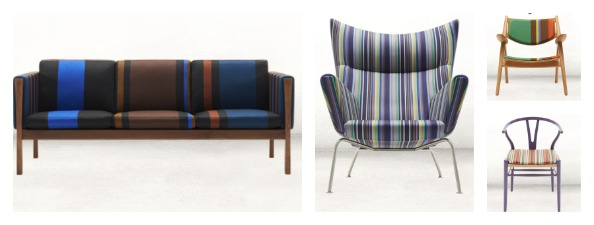 Paul Smith Carl Hansen & Søn and Maharam