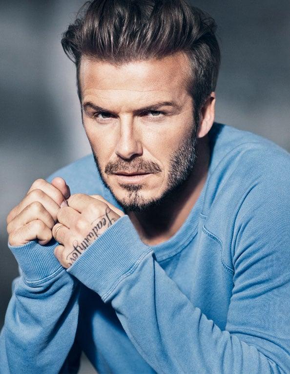David Beckham, H&M, Modern Essentials