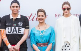 Cartier International Dubai Polo Challenge Roundup