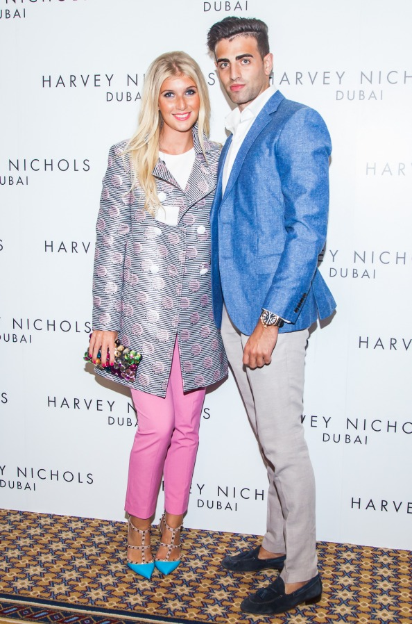 HARVEY NICHOLS, EVENT, SPRING SUMMER 2015