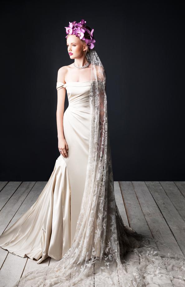 Rami Al Ali Bridal Look 2015