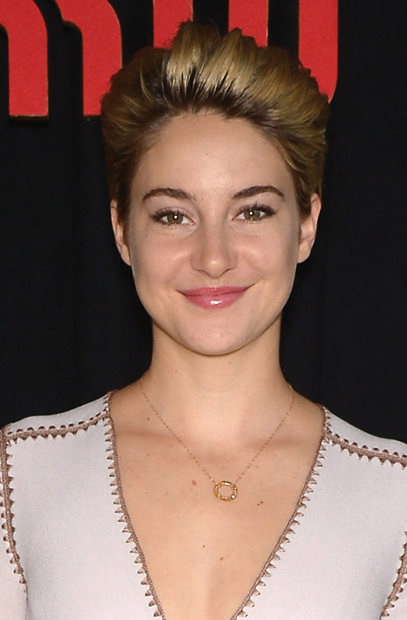 Shailene Woodley, International Women's Day