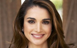 Queen Rania Encourages Tourists To Visit The Middle East