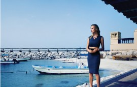 Ted Baker Fashion Shoot | Look To The Horizon